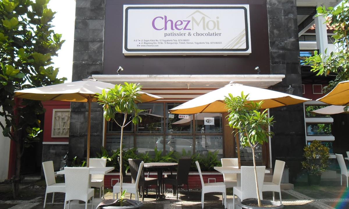 Chezmoi Pastry & Pattisier